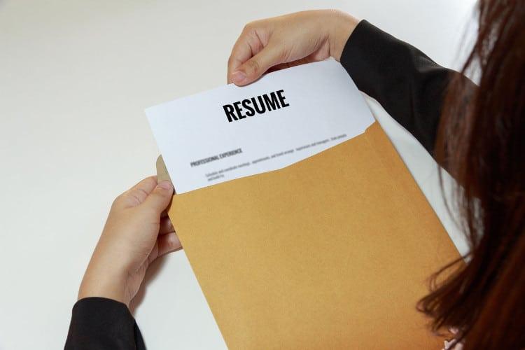 CV template Ireland - Arcon Recruitment - CV Tips - Curriculum Vitae preparation